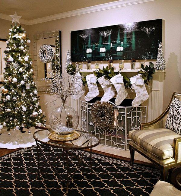 christmas decorations 30 Christmas Decorating Ideas To Get Your Home Ready For The Holidays