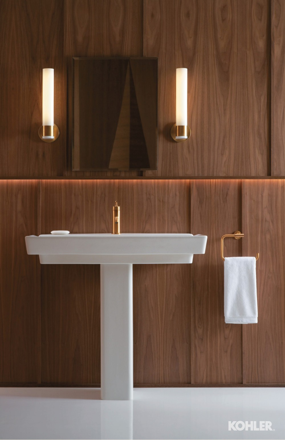 purist faucet purist towel ring purist wall sconce rve sink the best design delicately balances opposites