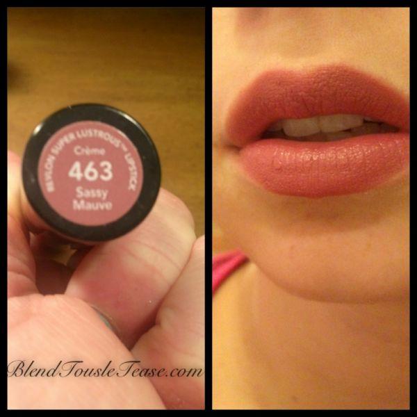 Revlon Mauve Lipstick Revlon sassy mauve 1Revlon Mystic Mauve Lipstick
