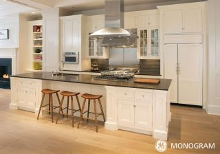 GE Monogram Traditional Kitchen