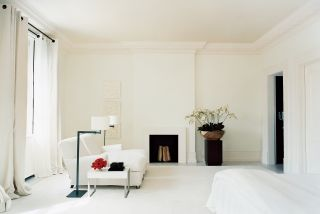 Modern Bedroom by Piet Boon and William O\'Neill in New York, New York