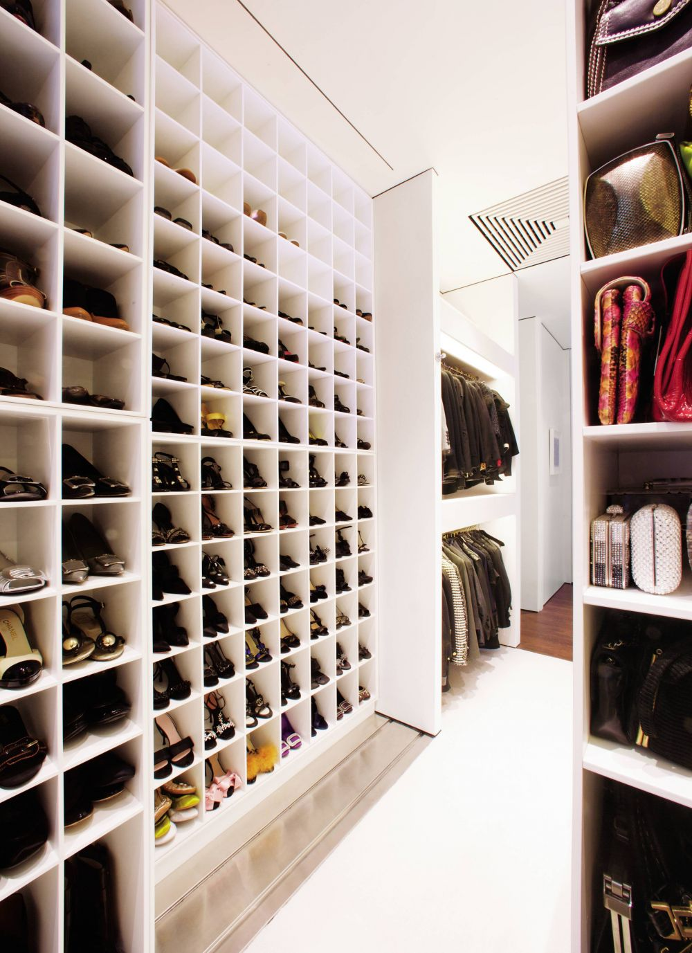 Modern Dressing Room Closet By Jacobsen Architecture By