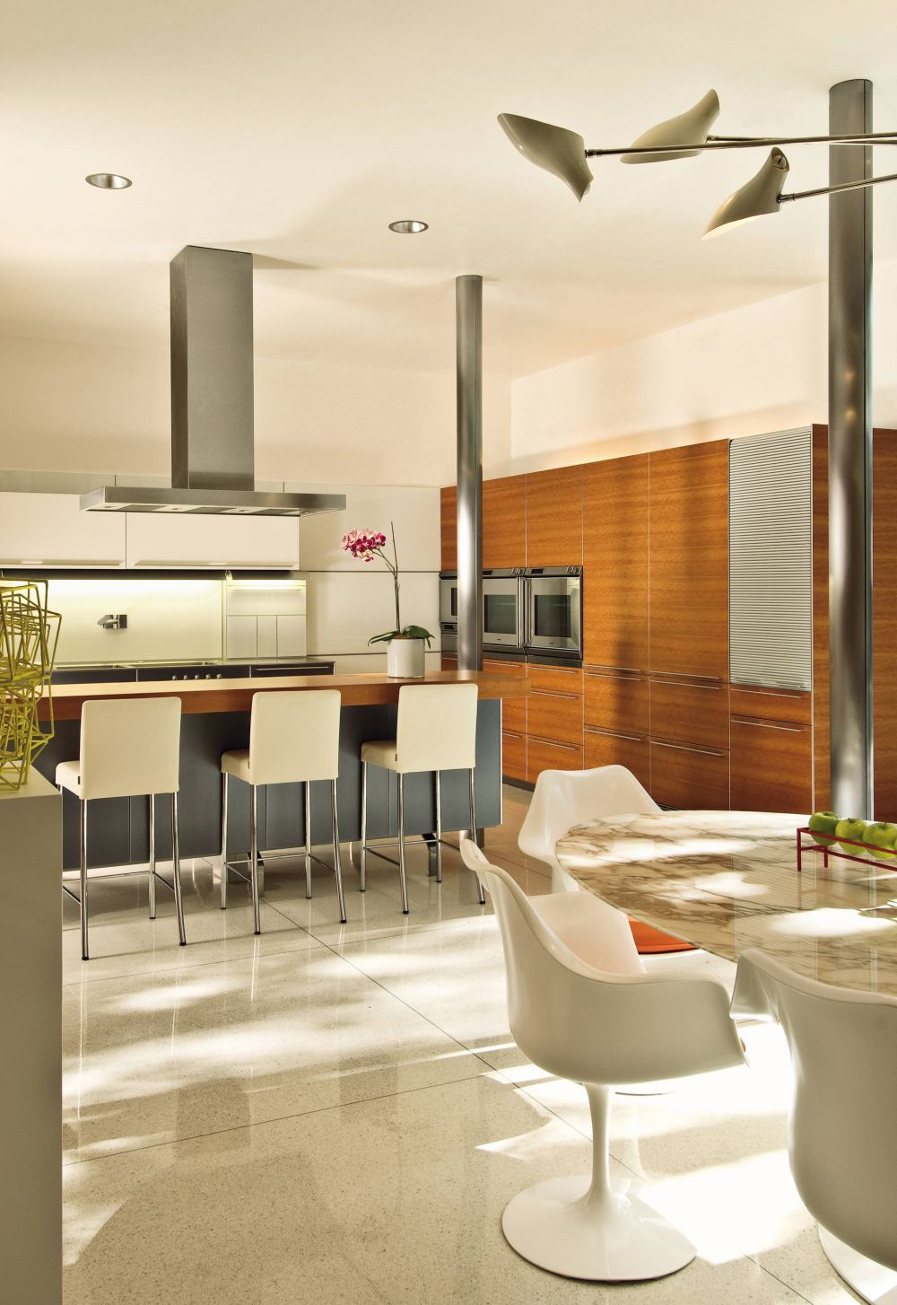 Modern Kitchen By Cadwallader Design By Architectural