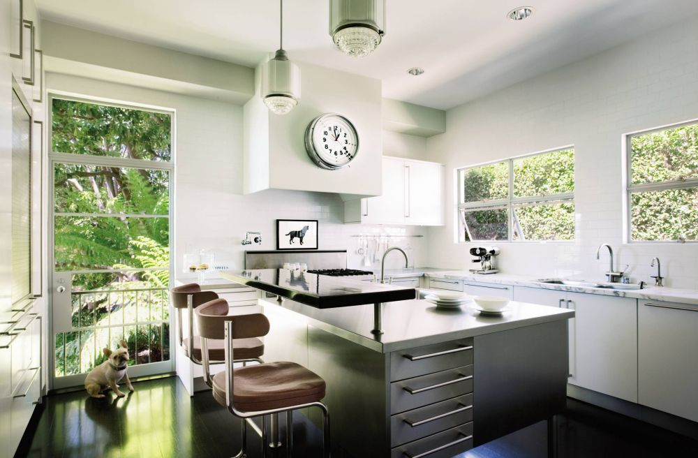 Modern Kitchen By Michael S Smith Inc By Architectural