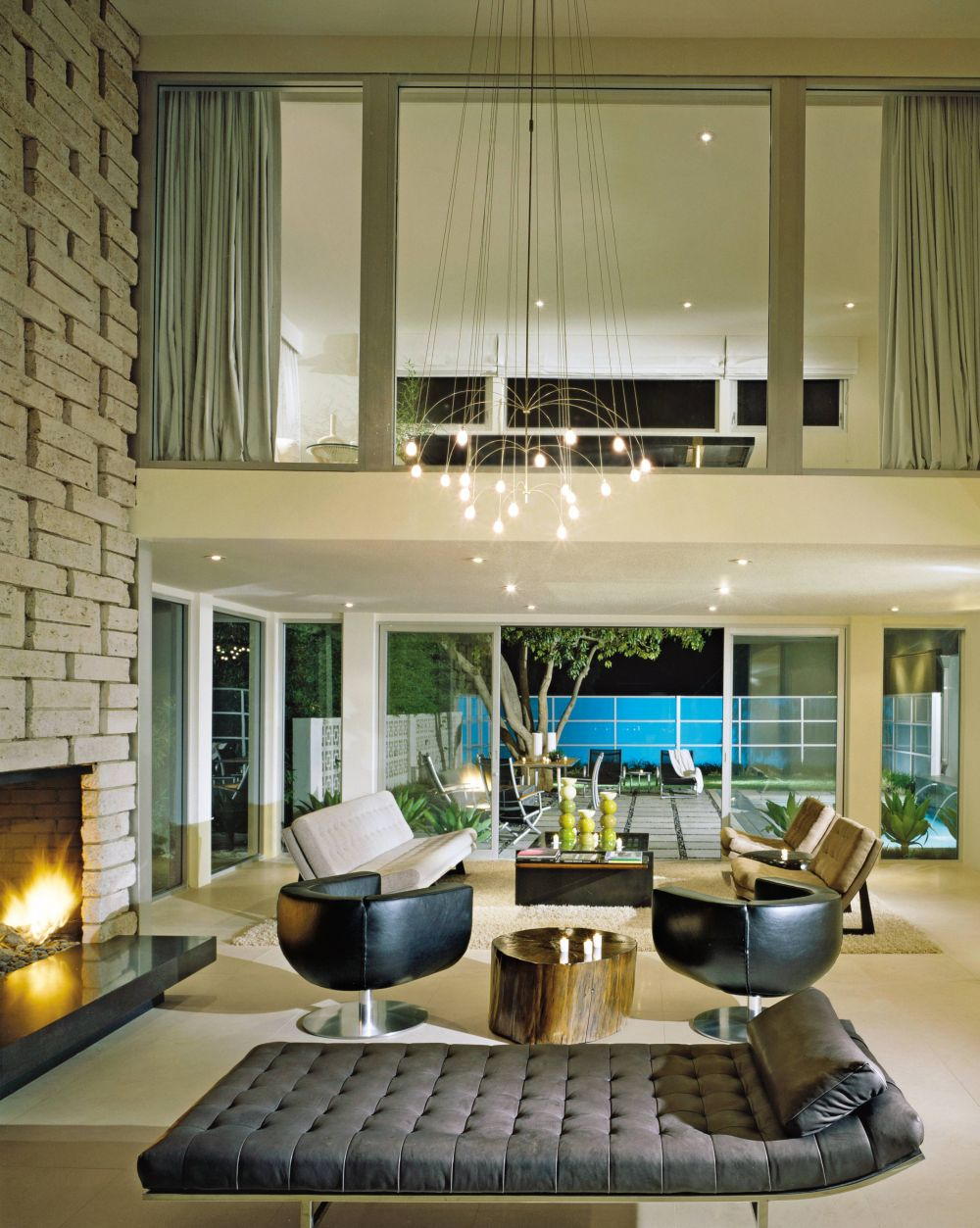 Modern living room by templehome by architectural digest for The family room los angeles