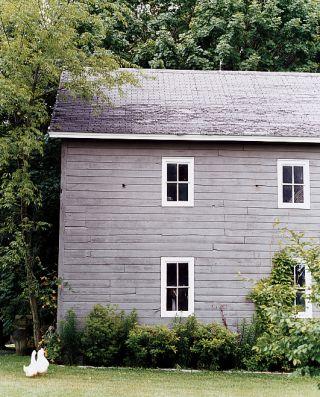 Rustic Exterior in Rensselaer County, New York