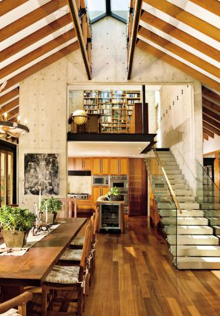 Rustic Kitchen and Geoff Sumich Design in Murrieta, California