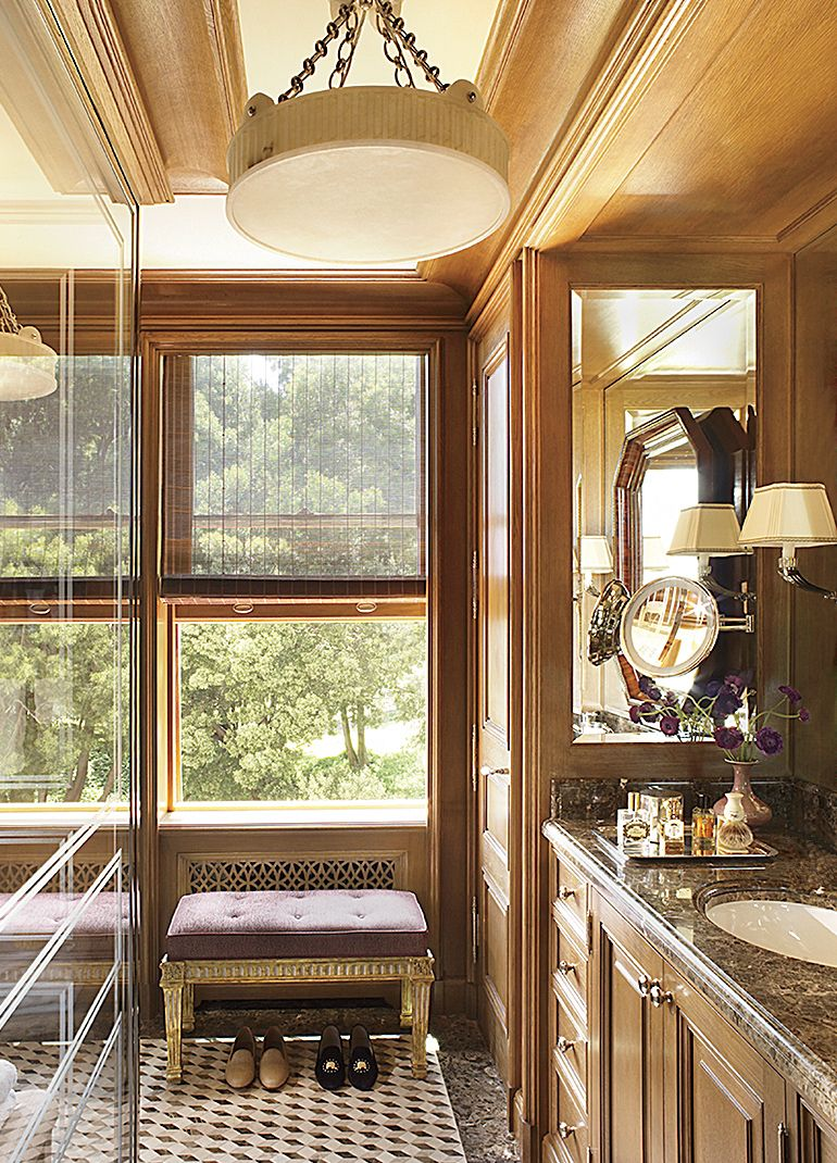 Traditional Bathroom By Tucker Marks By Architectural Digest Ad Designfile Home Decorating
