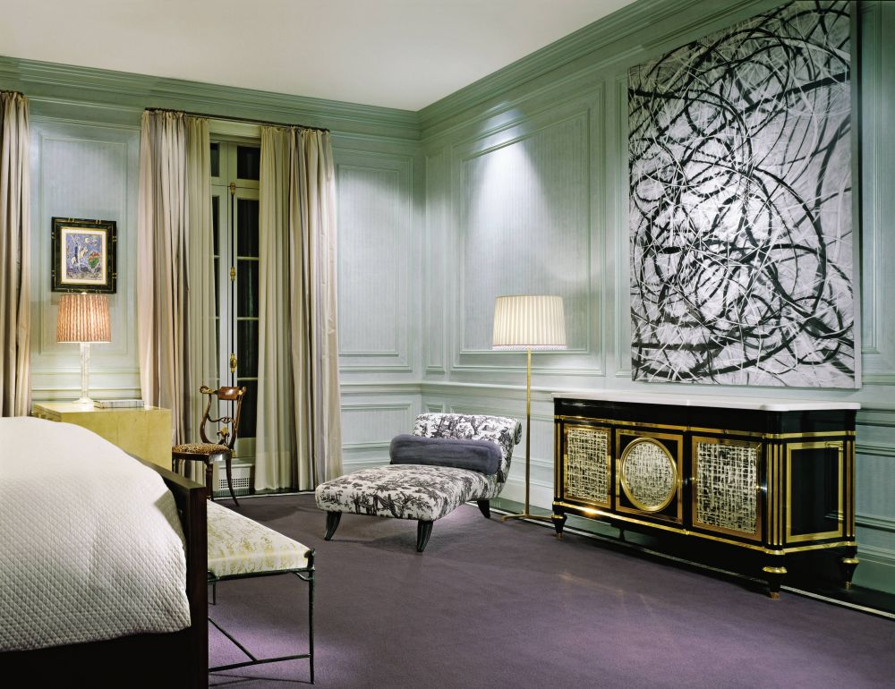 Traditional bedroom by peter marino architect by for Bedroom designs new york