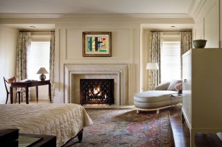 Traditional Bedroom by Thad Hayes Inc. and Muse Architects in Washington, D.C.
