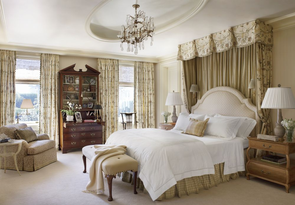 traditional bedroom by tucker marks and andrew skurman architects in
