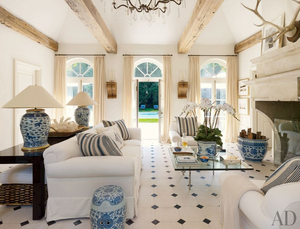 Traditional Living Room By Ralph Lauren Ad Designfile Home Decorating Photos Architectural