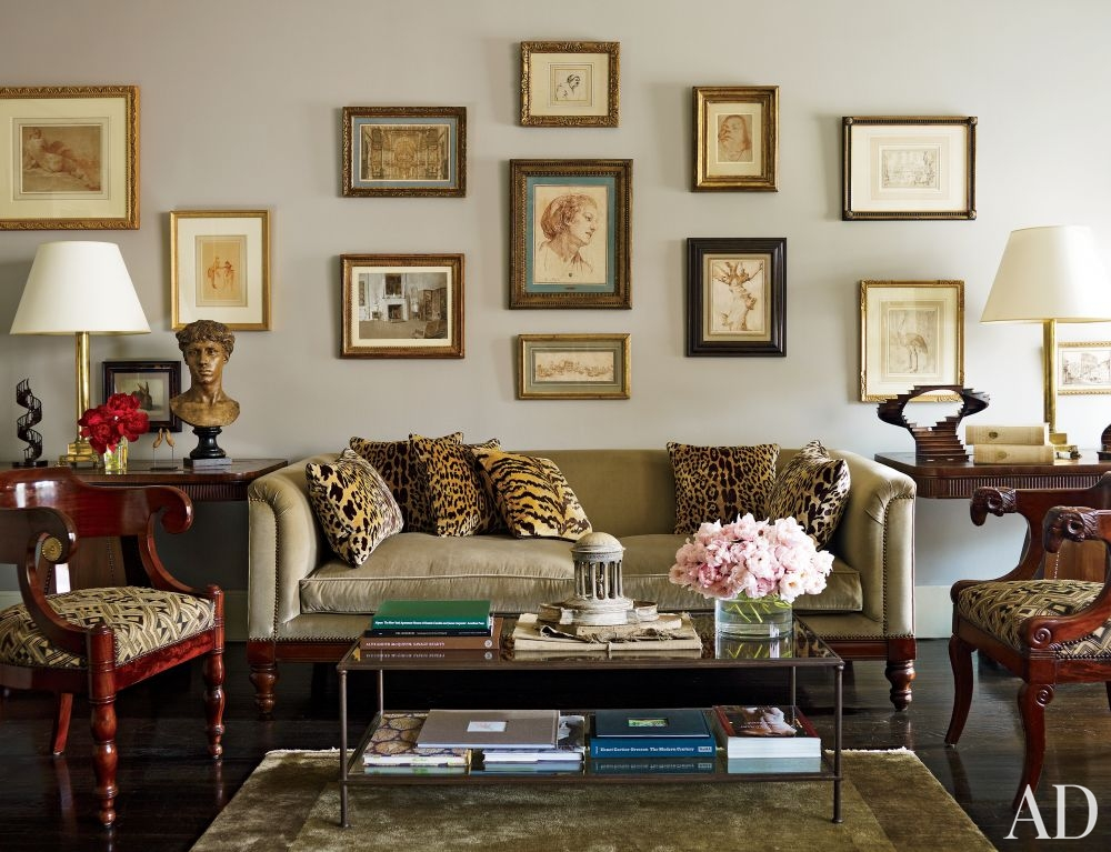 New 28 Pictures Of Traditional Living Rooms