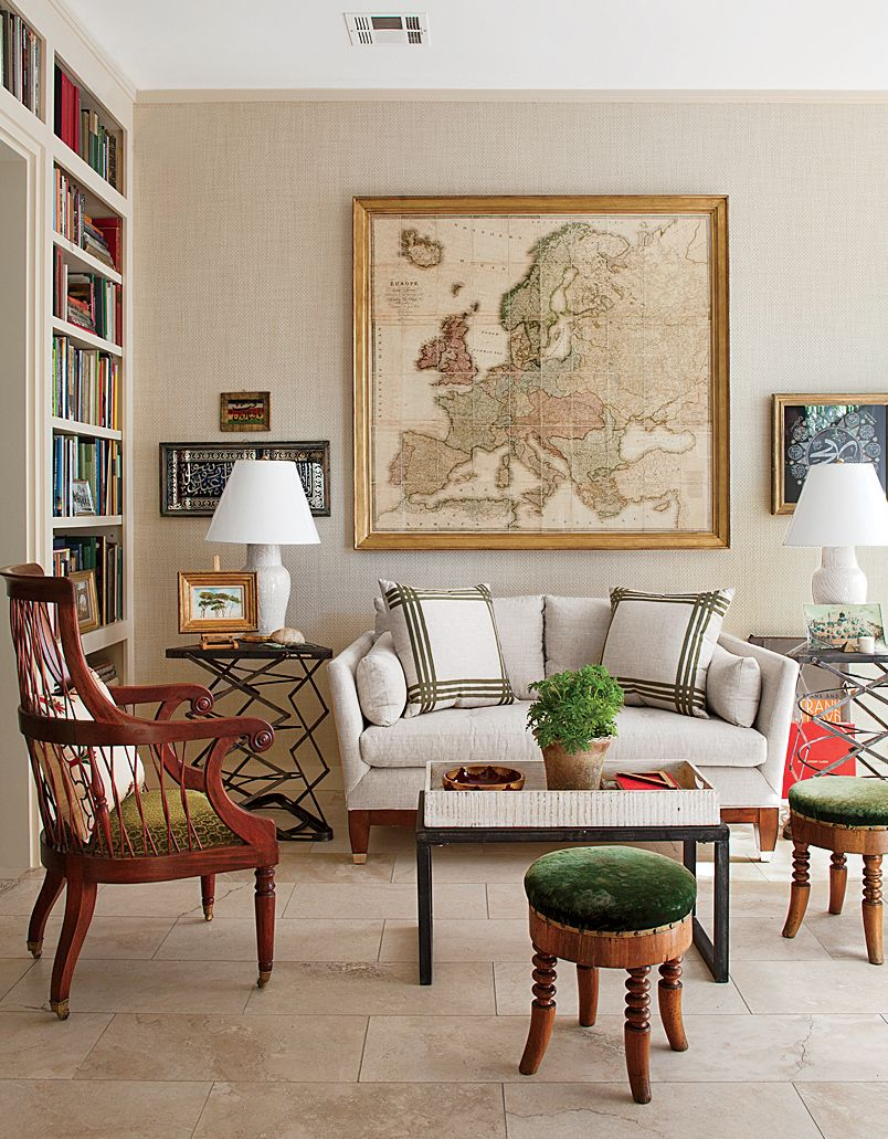 Traditional Office Library By David Easton Inc By