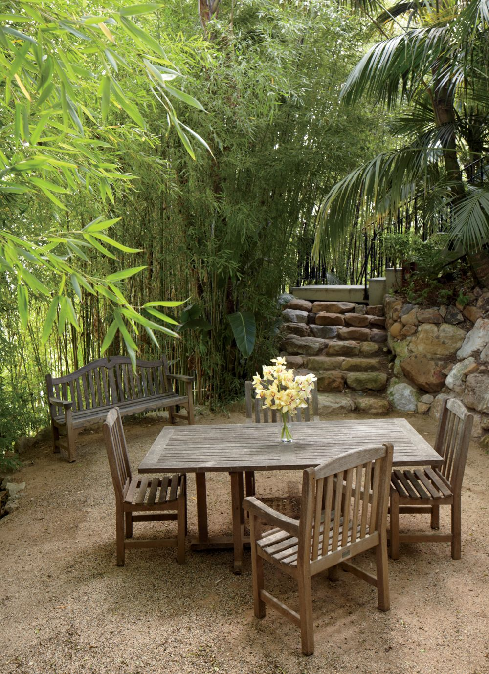 Traditional Outdoor Space by Waldo's Designs by ...